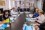 Рабочее совещание, посвященное организации консультативных пунктов для граждан с инвалидностью